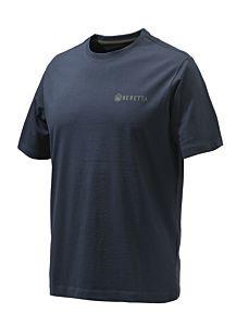 T-Shirt Corporate Blue Beretta