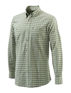 Seersucker Travel Shirt Beretta