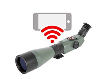 ATN X-SPOTTER HD 20-80X SMART SPOTTING SCOPE Atn