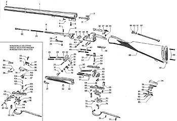 470 Silver Hawk Cal20 Beretta