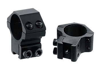 UTG Leapers - Coppia di anelli per fissaggio ottiche RGPM con attacco Shina 11 UTG