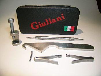 RICAMBI VARI NON ORIGINALI Giuliani