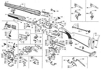 Silver Pigeon S Cal12 Beretta