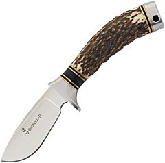 Coltello Browning Nontypical Stag Skinner Browning