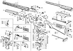 S682Goldevolution serie cal12 Beretta
