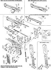 9200 98 FS Target Beretta