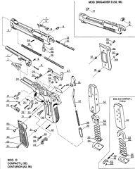 9202 92 D Compact L Beretta