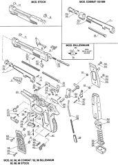 9202 96 Combat Beretta