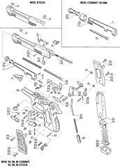 92Stock00 92 D Compact L Beretta