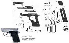 21A Bobcat 22LR Blued Beretta