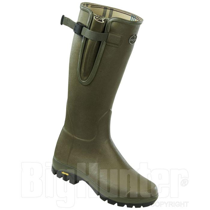 scarpe di separazione fdeae 2ff04 Stivali Le Chameau Vierzon Vibram