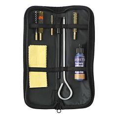 """Beretta Cleaning Kit con Astuccio """"Field Pouch"""" per pistola cal. 9 Beretta"""