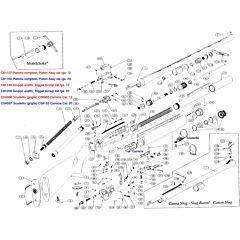 AL391 Urika Synthetic Cal12 Beretta