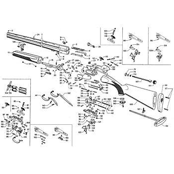 S687GP Diamond Pigeon S687EELL Cal12 Beretta