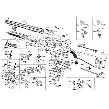 Silver Pigeon III  Cal20 Beretta