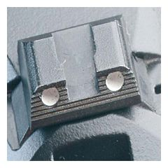 mira punti bianchi H 7,4 mm Beretta