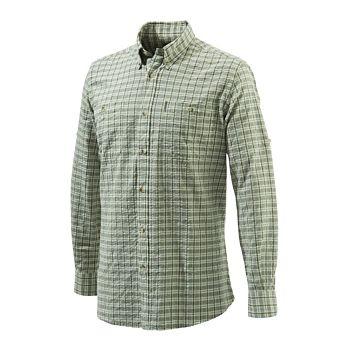 Seersucker Travel Shirt Beretta