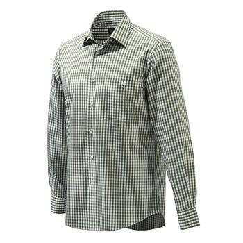 Beretta Camicia Classica Plain Collar Beretta